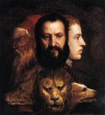 437px-Titian_-_Allegory_of_Time_Governed_by_Prudence_-_WGA22987
